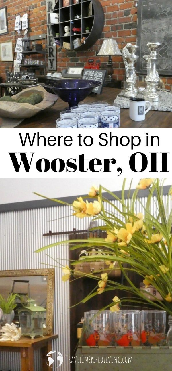 boutique stores in Wooster