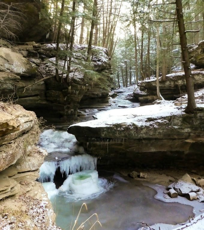3 Things to do in Hocking Hills during the Winter