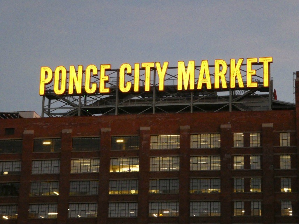 Ponce City Market in Atlanta
