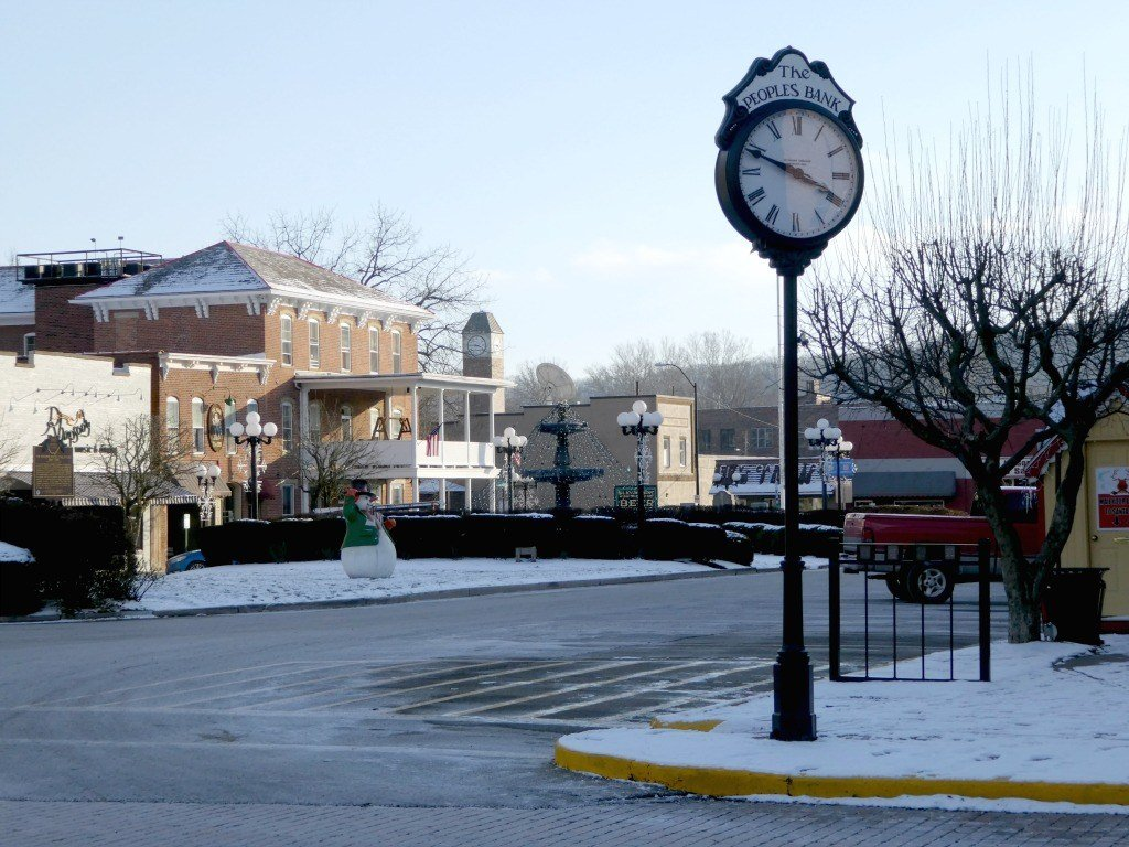 Historic Downtown Nelsonville