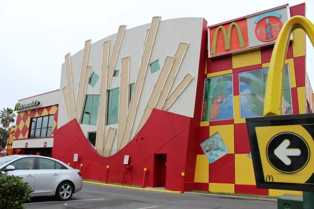 This McDonald's in Orlando is the world's largest playplace