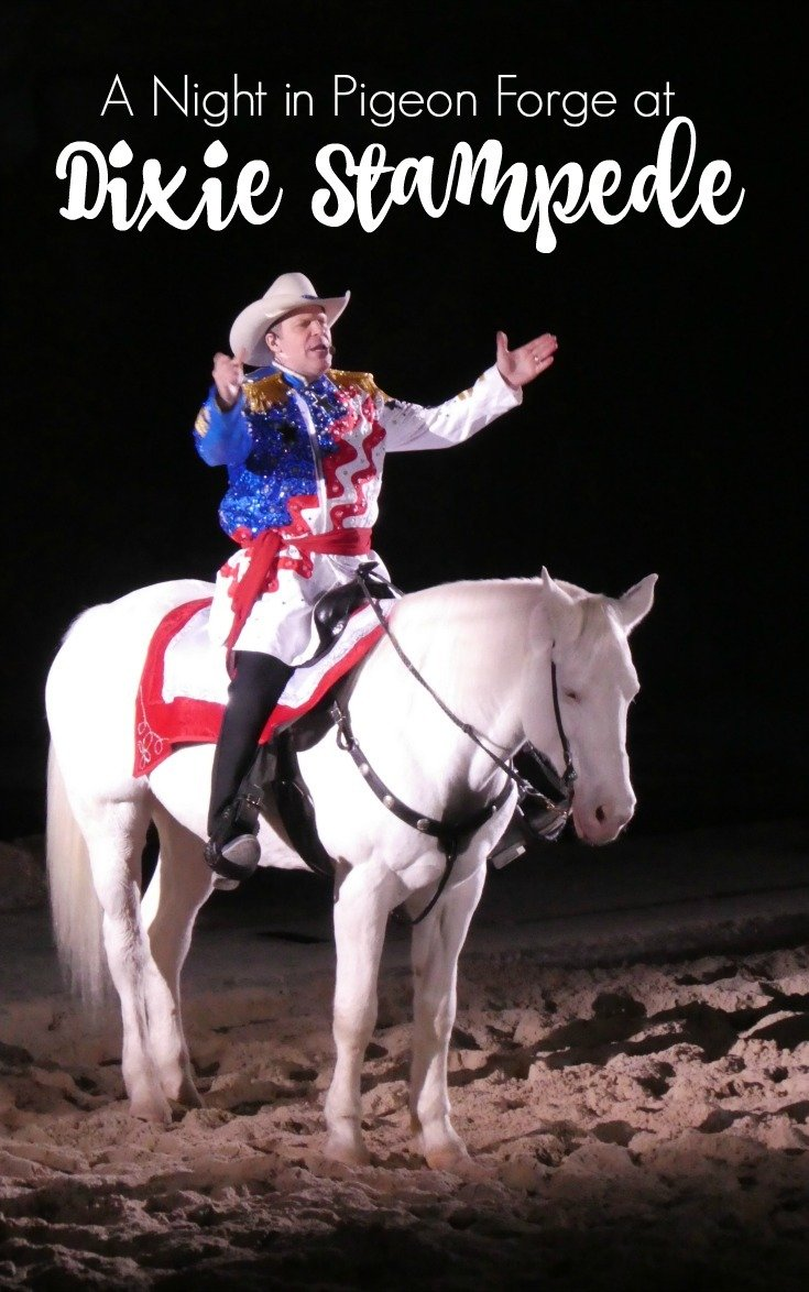 A Night in Pigeon Forge at Dixie Stampede Dinner Theater- is it worth it?