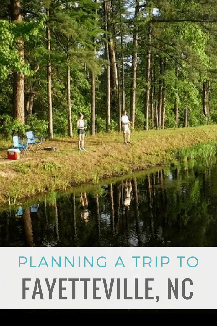 Planning a trip to Fayetteville, NC
