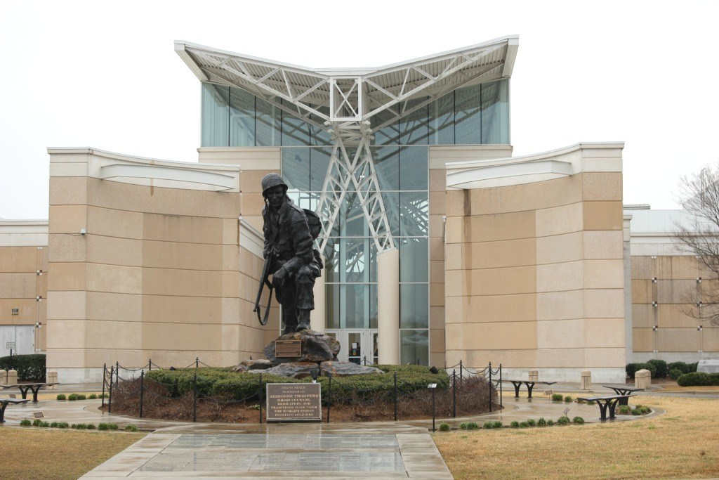Things to do in Fayetteville North Carolina- Airborne and Special Operations Museum
