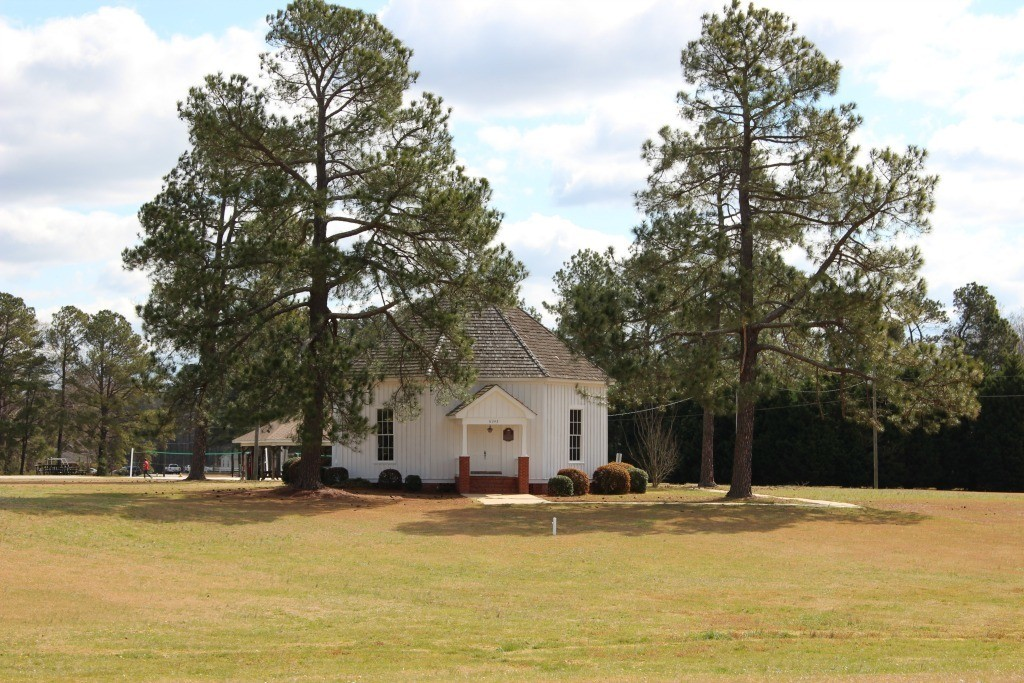 Things to do in Fayetteville North Carolina- Octogan Tabernacle