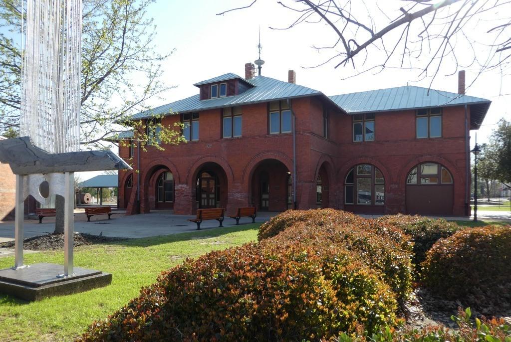 Transportation Museum in Fayetteville