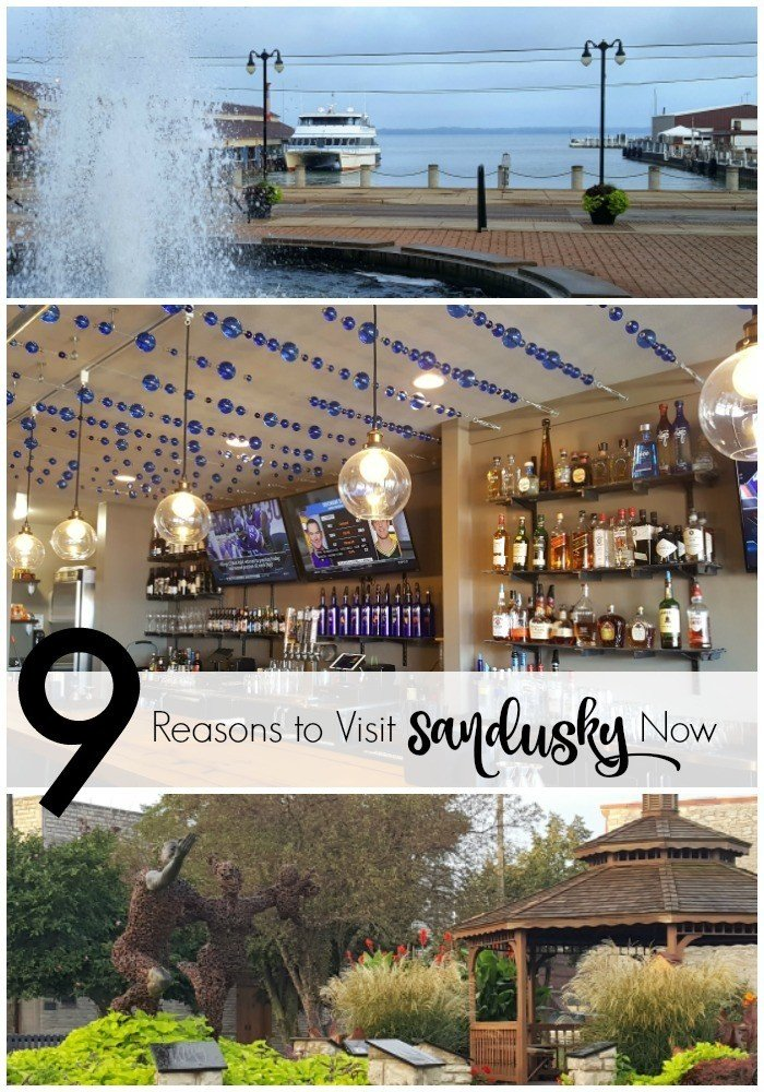 9 Reasons to visit Sandusky Ohio Right Now
