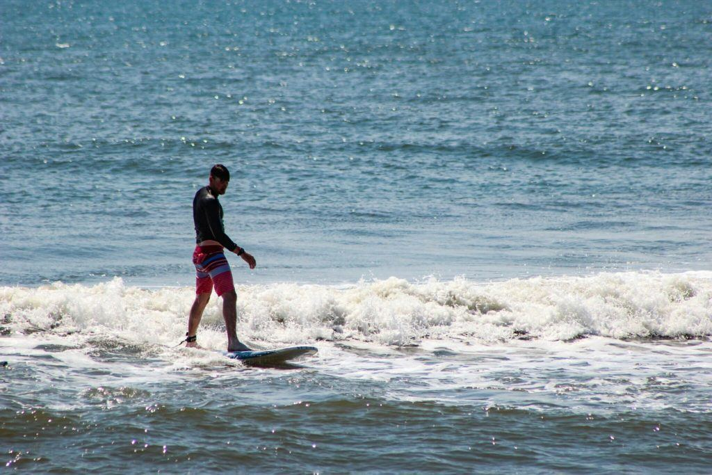 Learn to Surf in the Outer Banks