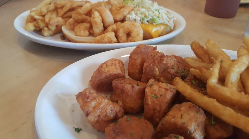 Sam & Omie's is an Outer Banks staple.