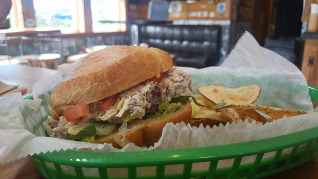 Frisco Sandwich Shop in the Outer Banks