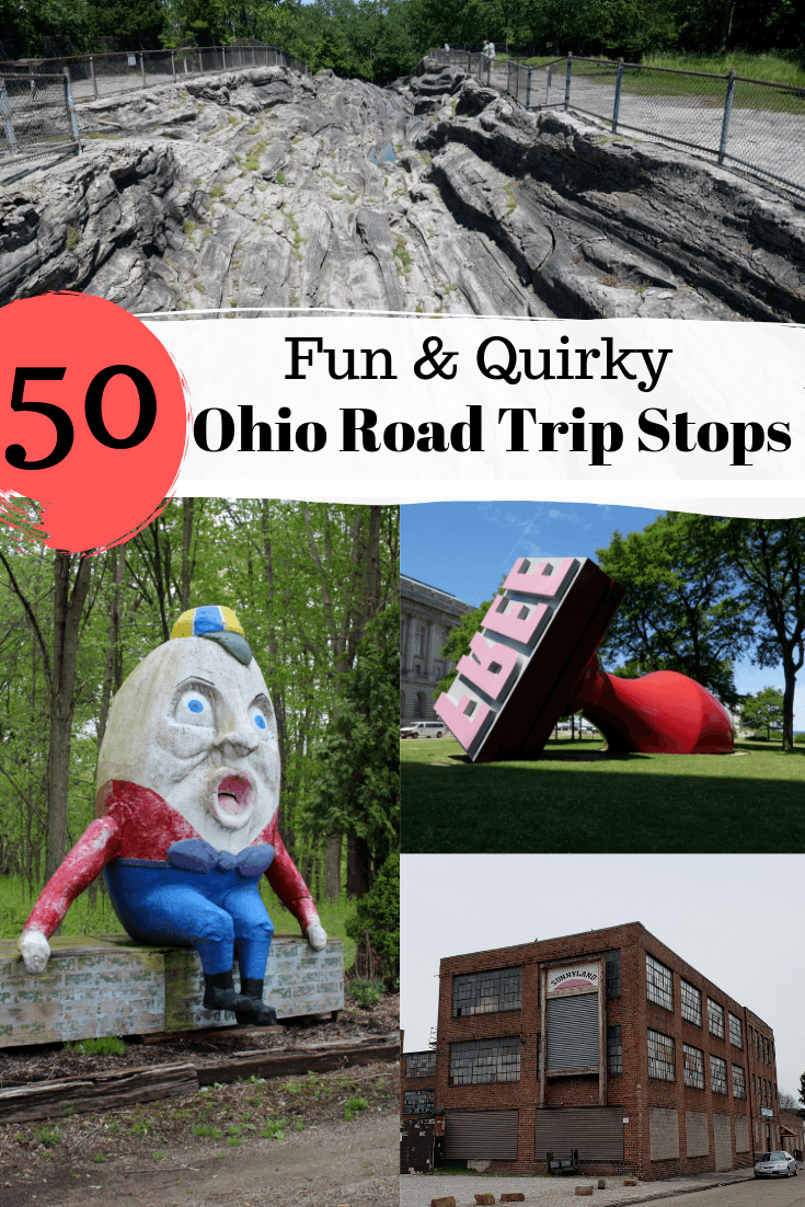 50 Fun and Quirky Things to See in Ohio that are Free or Low