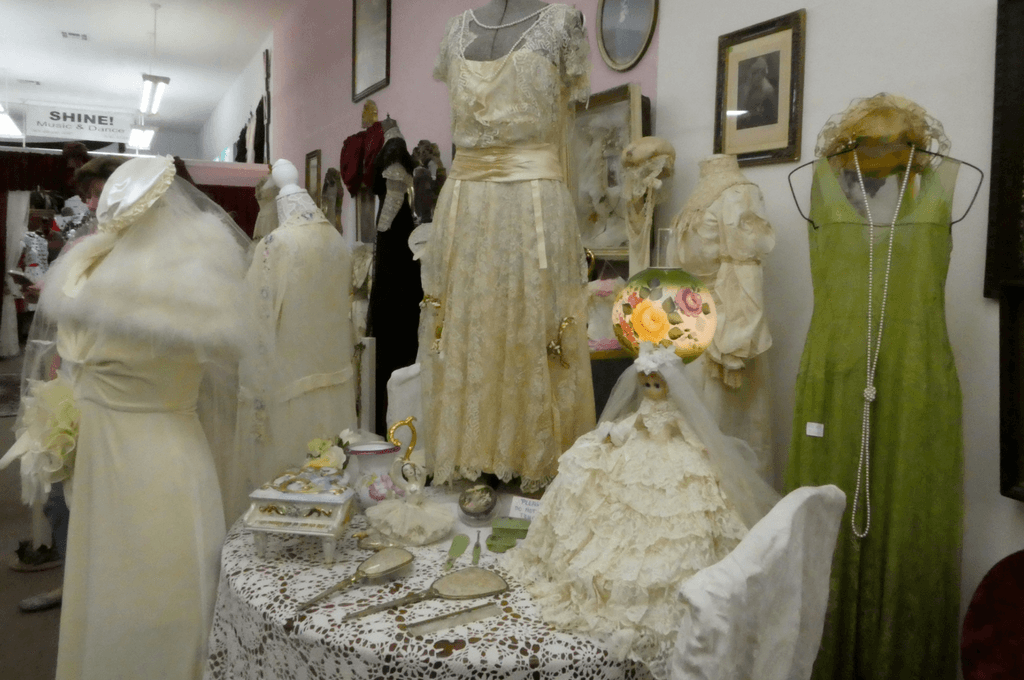 Bridal Veil Museum in Hemet, California