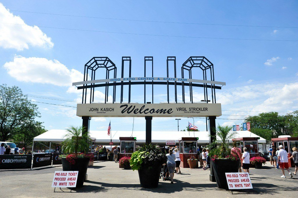 The giant Cardinal at the Ohio State Fair is one of 7 iconic attractions you must see and enjoy at the fair.
