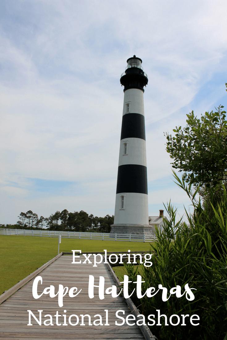 Exploring Cape Hatteras National Seashore
