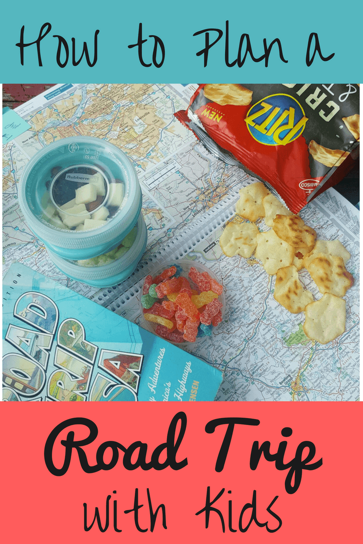 Learn how to plan a great road trip with kids with this step by step guide.