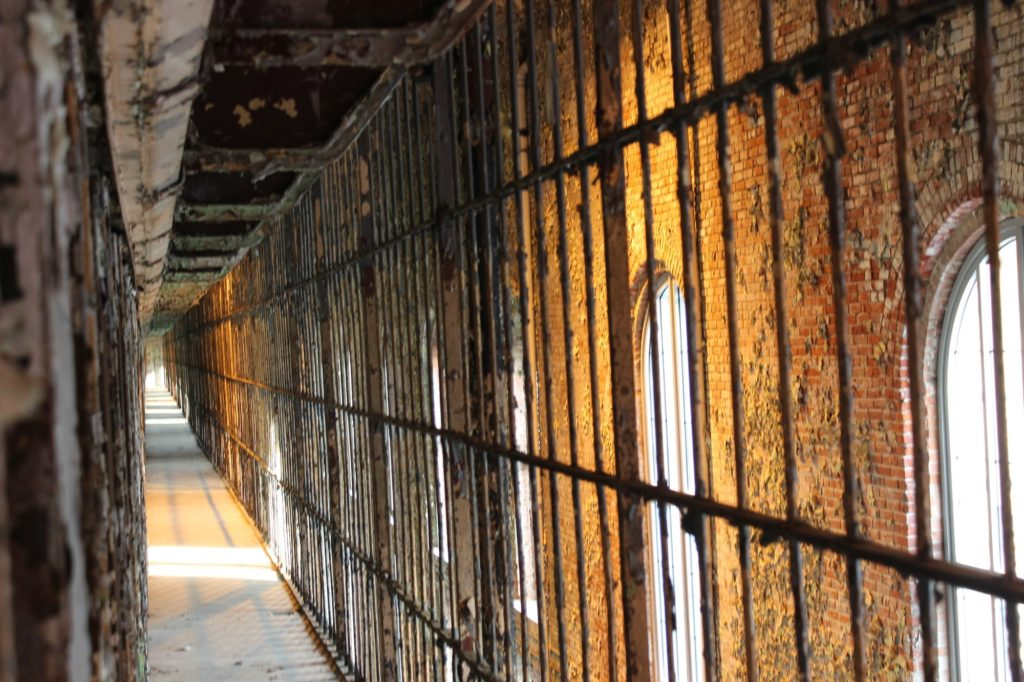 Things to see in Ohio- longest free standing jail cell