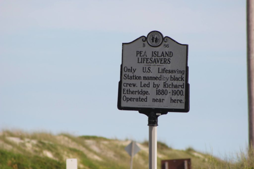 Pea Island National Wildlife Refuge in the Outer Banks is an outdoor lovers dream.