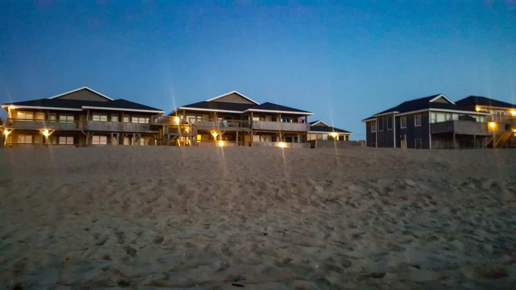 Lighthouse View Oceanfront Lodging on Hatteras island