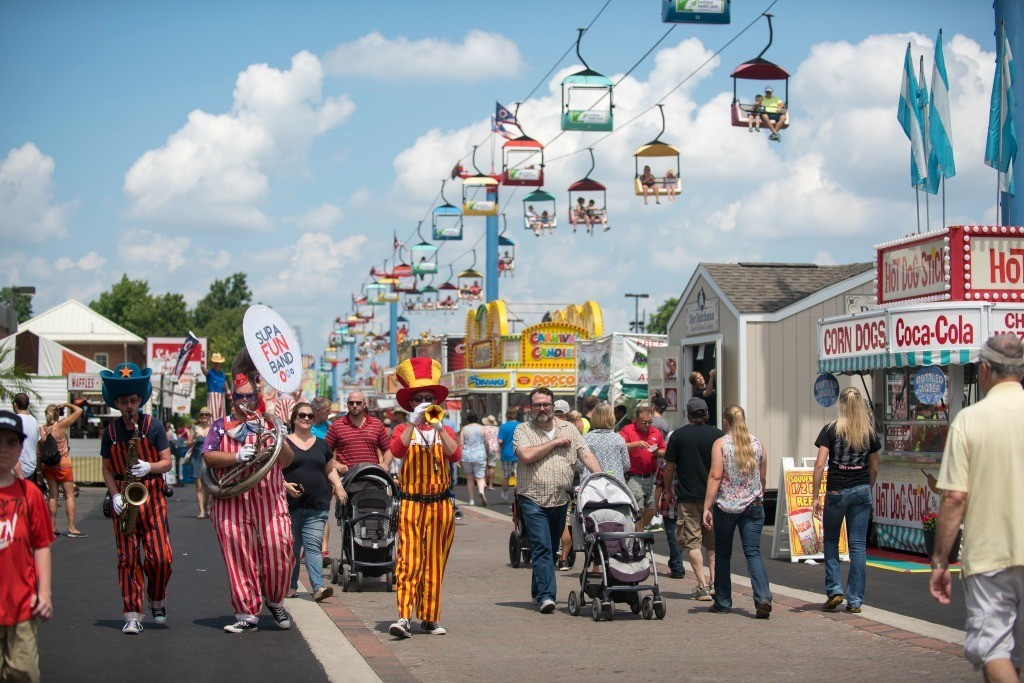 7 iconic attractions worth seeing at the Ohio State Fair