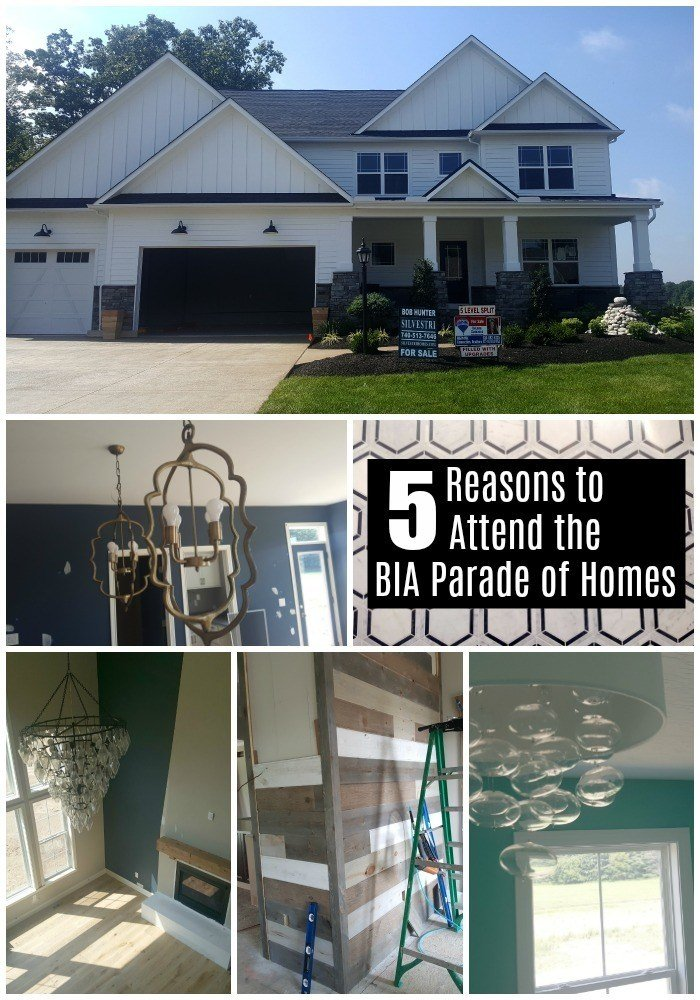 Thinking about attending the 2017 BIA Parade of Homes near Columbus, Ohio? Here's 5 reasons you should!