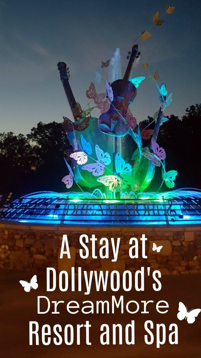 A Stay at Dollywood's DreamMore Resort and spa