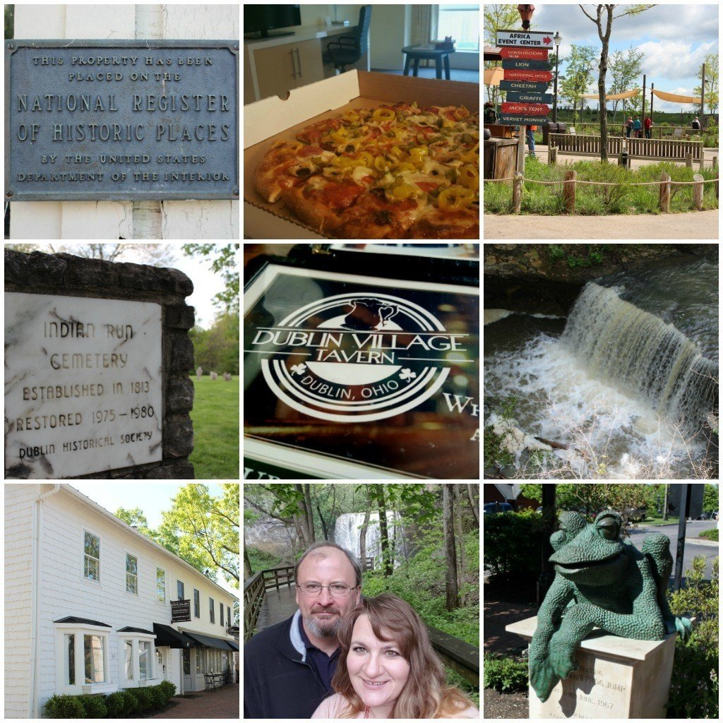 A sampling of things to do in Dublin, Ohio.