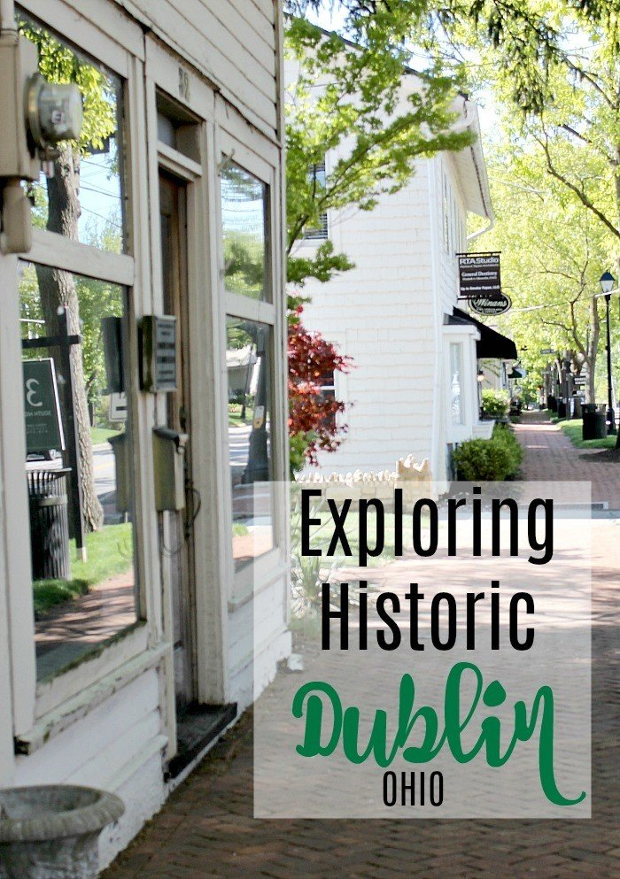 Exploring Historic Dublin Ohio- from Fairy doors to an extensive art trail this quaint town on the edge of Columbus is perfect for a weekend getaway.