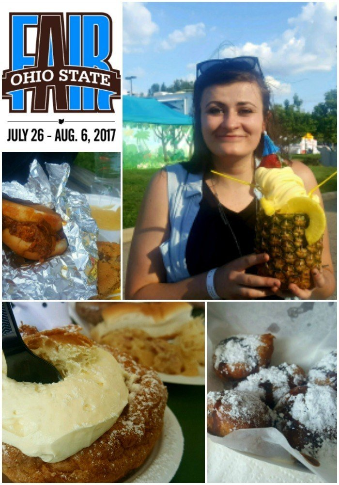 The Ohio State Fair has nearly 190 food vendors onsite. Plan a tasty trip to the fair using their food finder feature on the Ohio State Fair website.