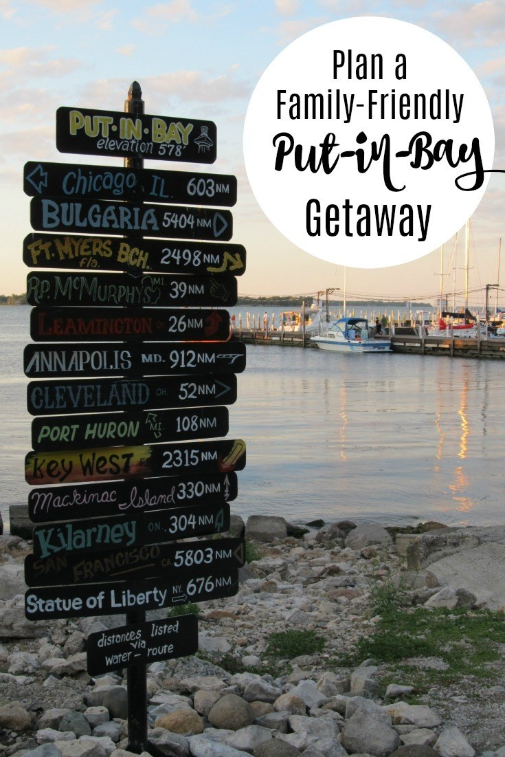 Plan a family-friendly Put-in-Bay Getaway