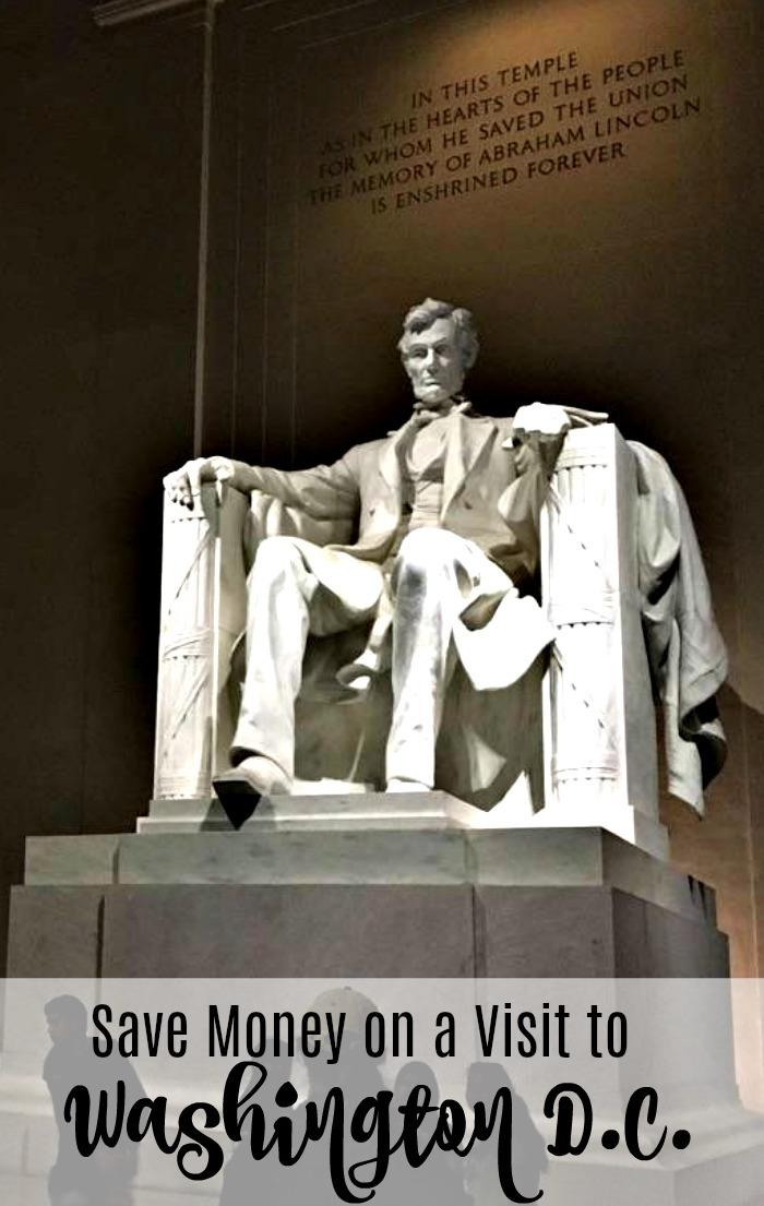 Save Money on a Visit to Washington DC with RedRoof.com. #RoadtoPillow #RR #ad #TapTapGo