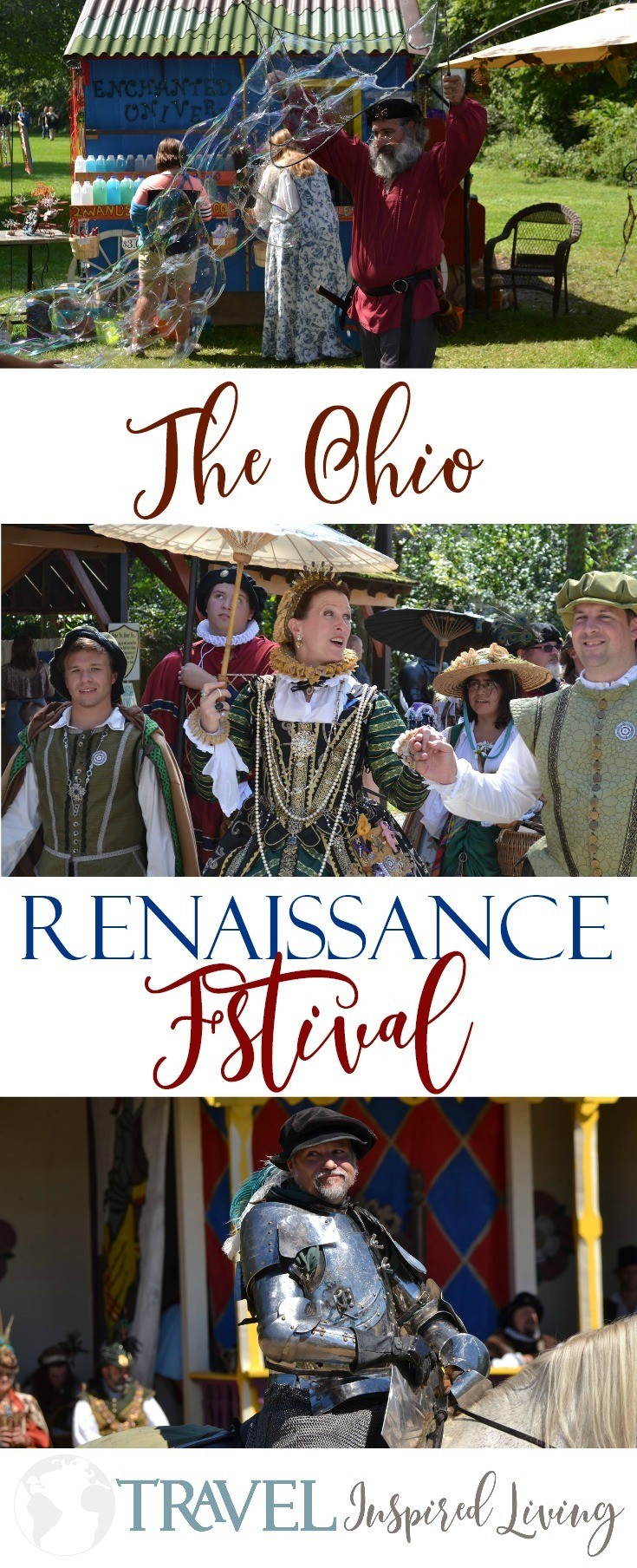The Ohio Renaissance Festival in Waynesville