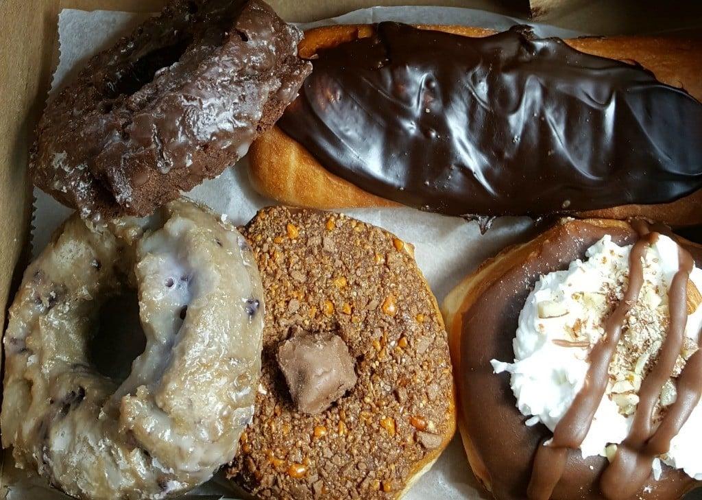 Donuts from Sandy's in North Dakota