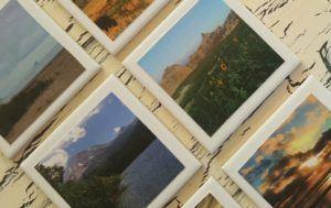 Final DIY Travel Photo Coasters