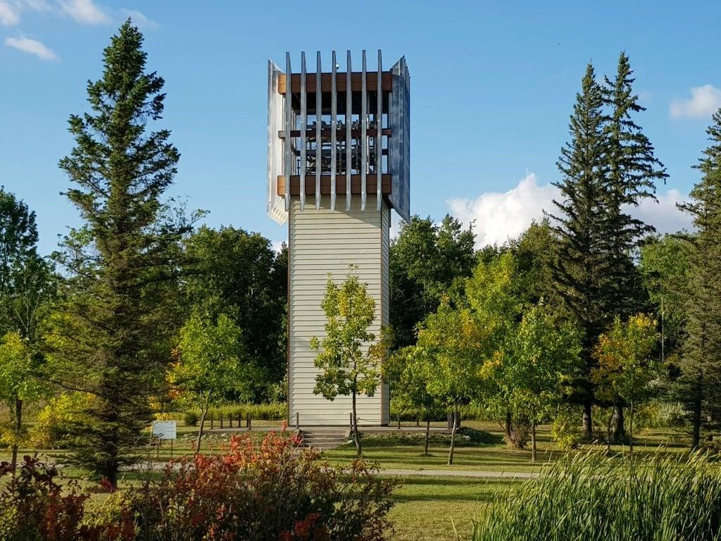 International Peace Garden Bell Carillon