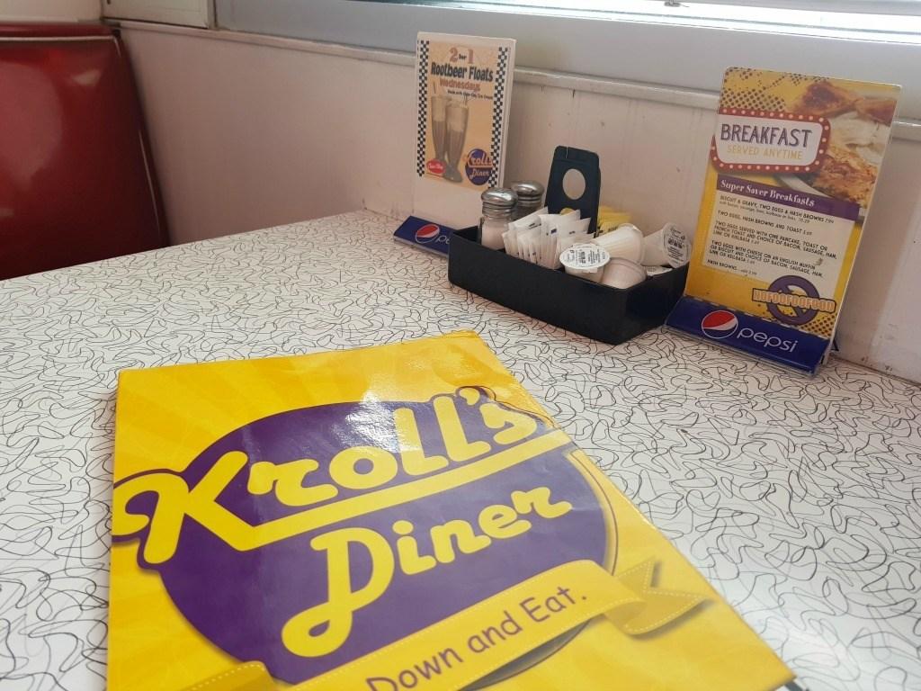 Kroll's Diner in Minot, North Dakota
