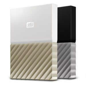 Passport Ultra by Western Digital