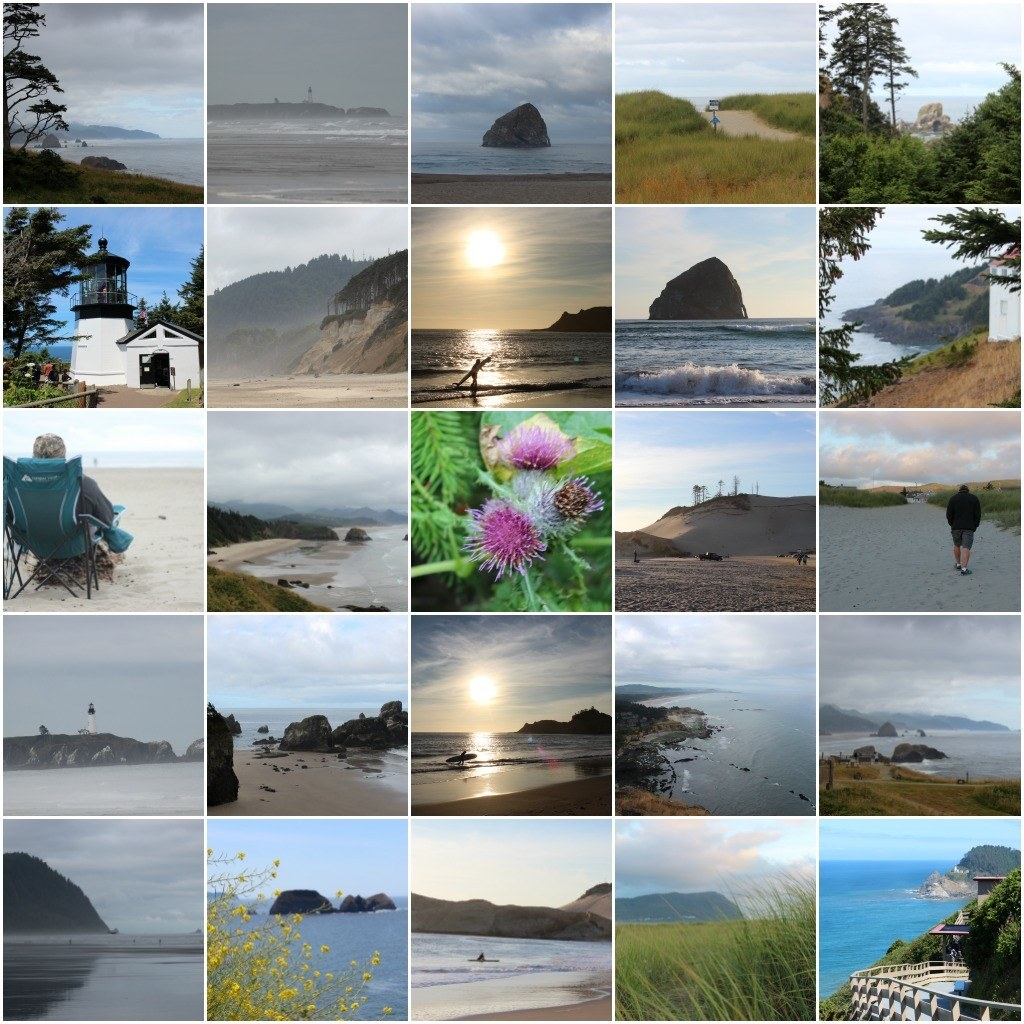Photos from along the Oregon Coast