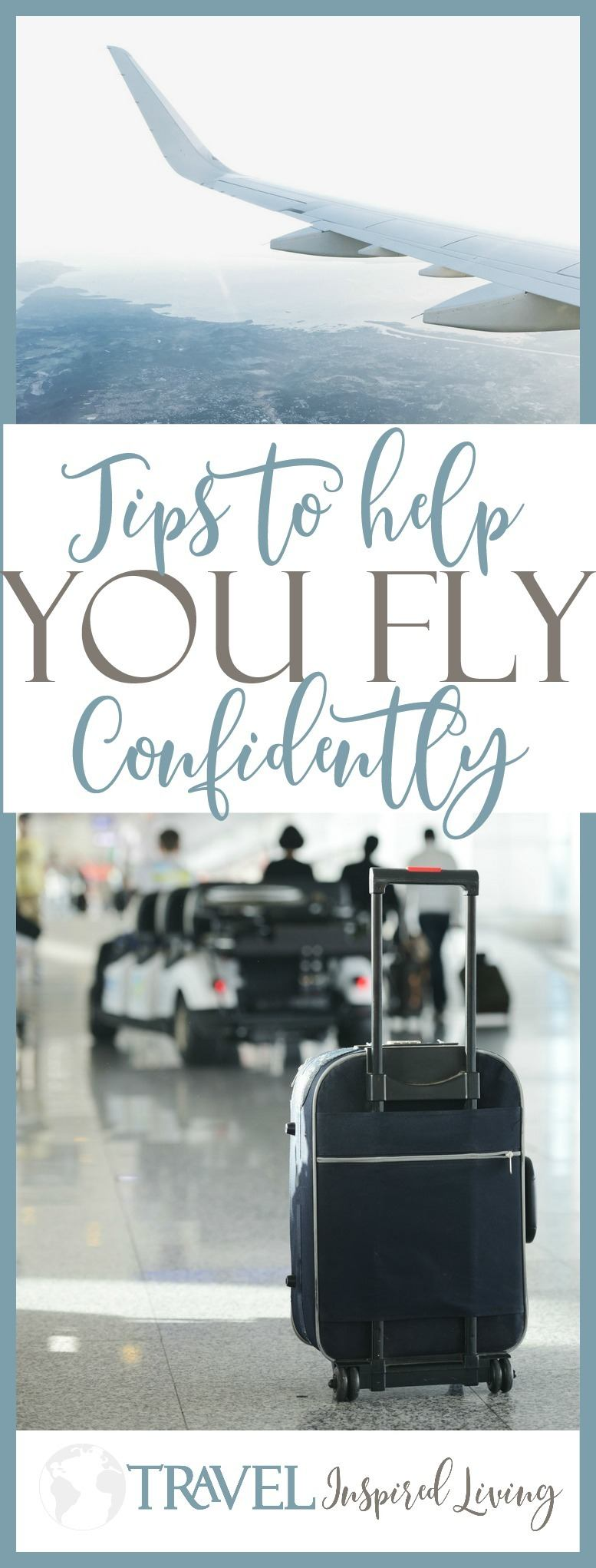 Tips to help you fly confidently