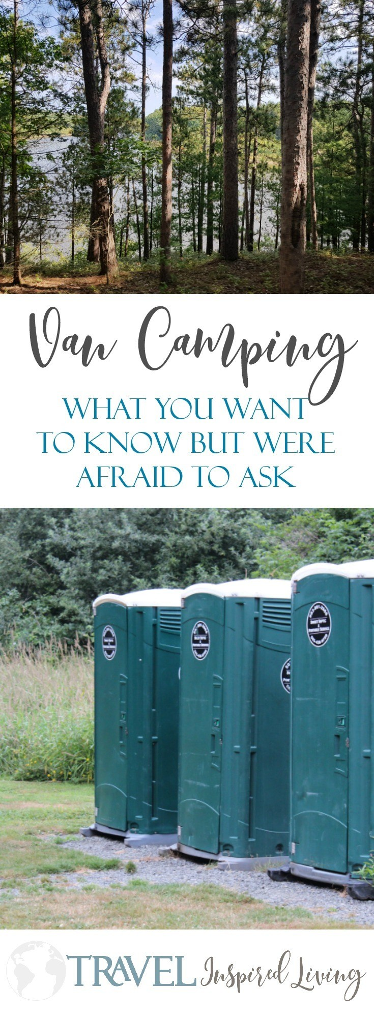You have questions about van campin- I have answers. I share a few products that can help your van camping experience be a bit more pleasant.