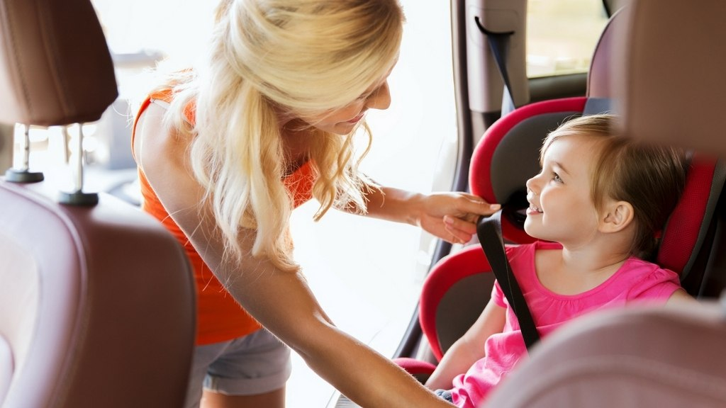 car seat tips to keep your child safe