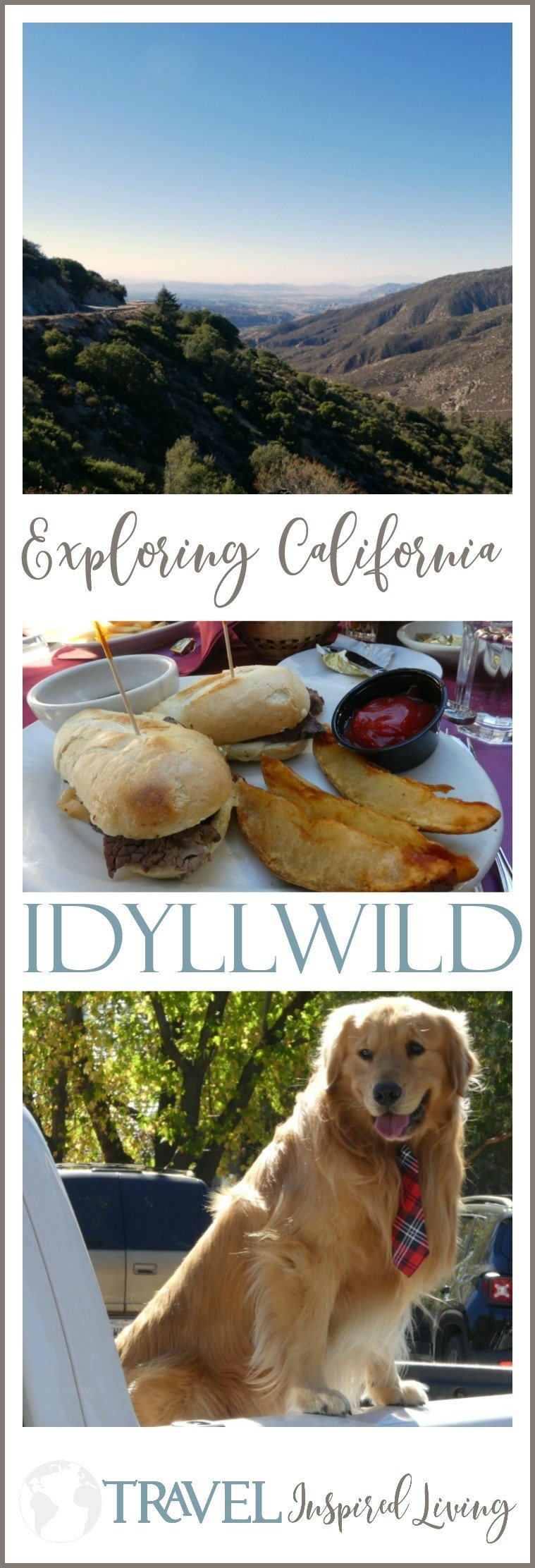 Spend a day in southern California exploring the shops, restaurants and trails of Idyllwild, California.