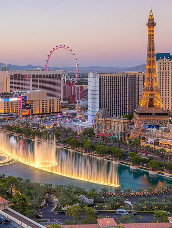 Book your Five-Star Getaway to Vegas during Hotwire's Million Dollar Sale