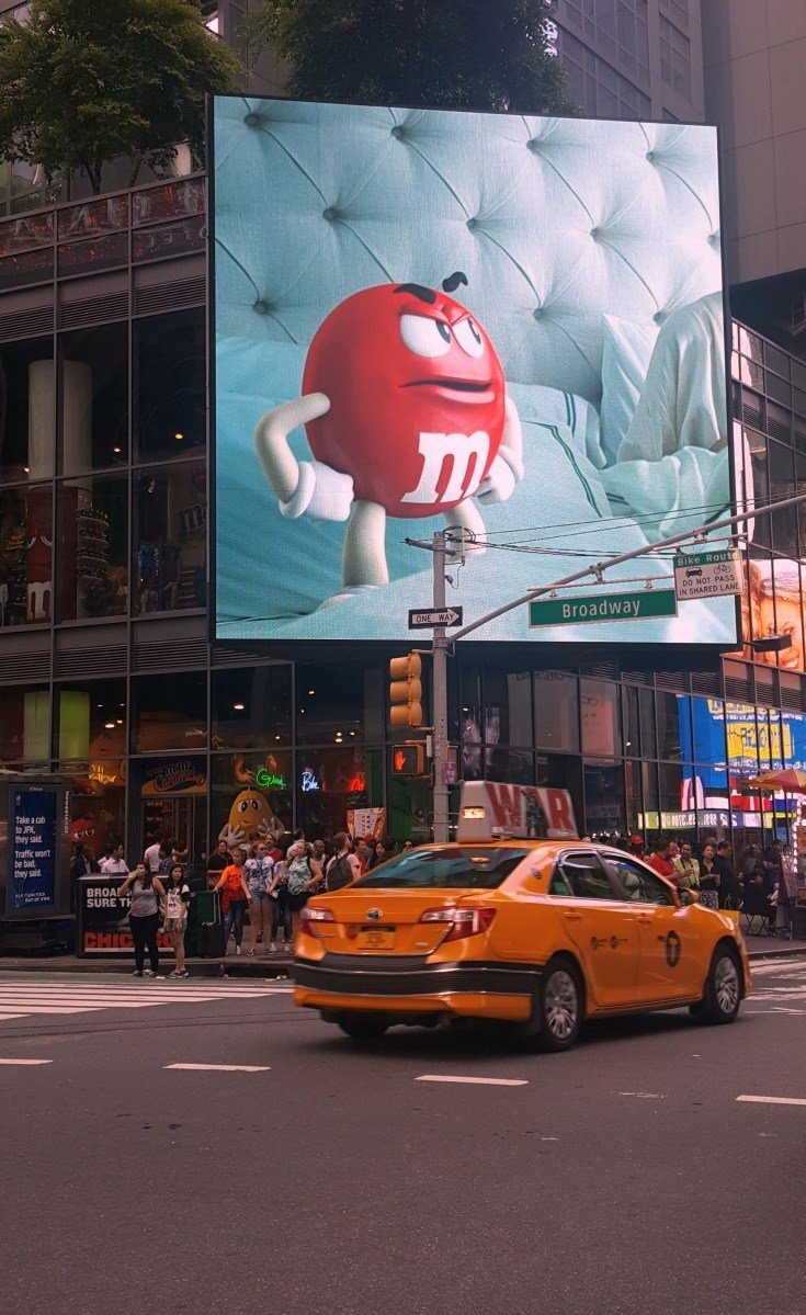 Trip planning things to do in new york with teens for Times square new york things to do