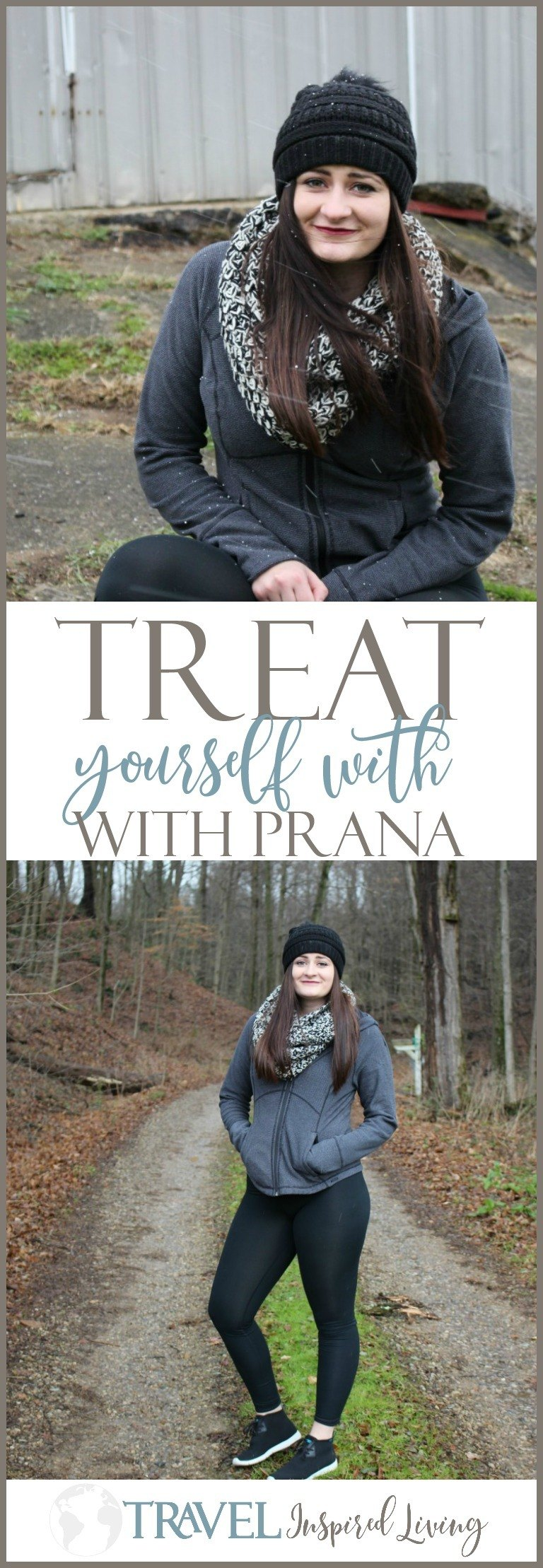 Treat yourself with prAna and save 15 off your purchase with code CMTL17. #giftedprAna