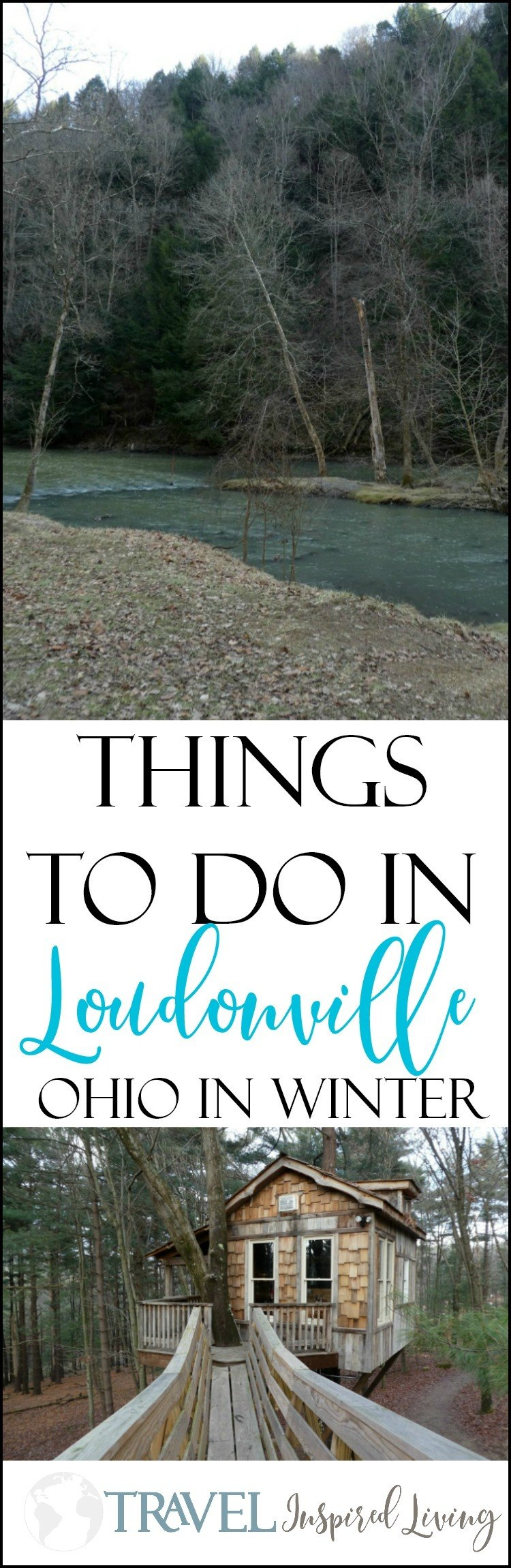 Things to do in Loudonville Ohio in Winter