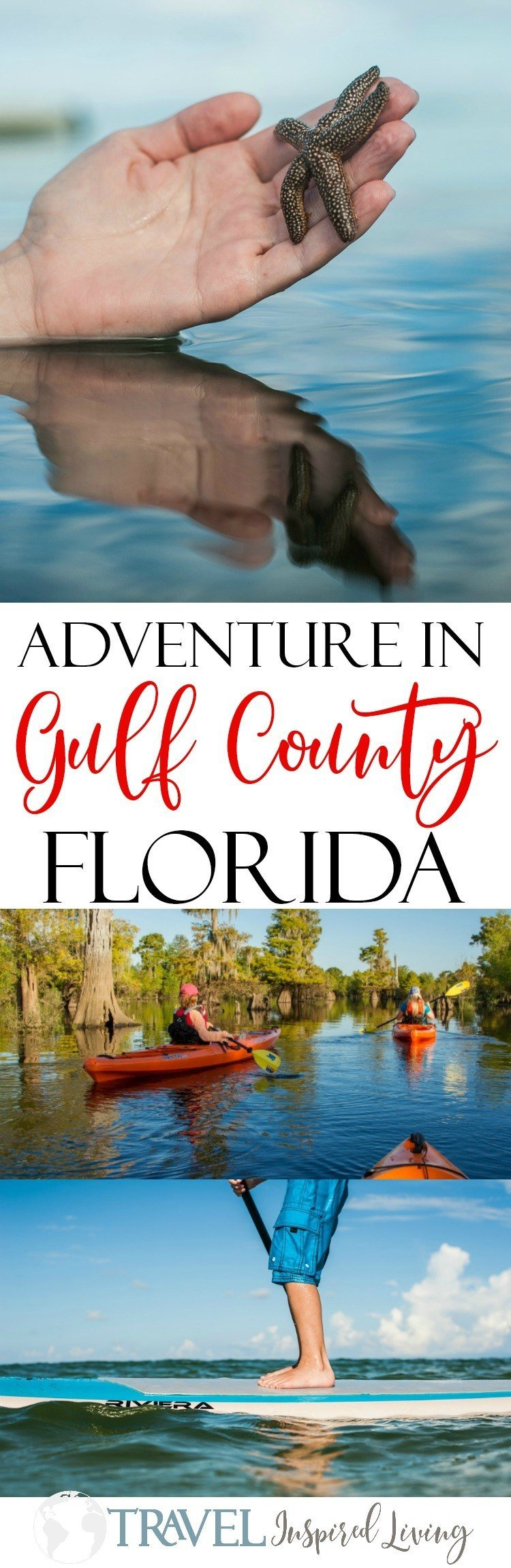7 Easy Tips to Help you Find Adventure in Gulf County, Florida that include an opportunity for you to win a 7-day vacation. #InGulf #ad