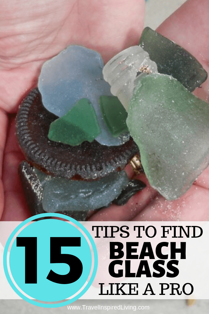 15 Tips to Find Beach Glass like a Pro.