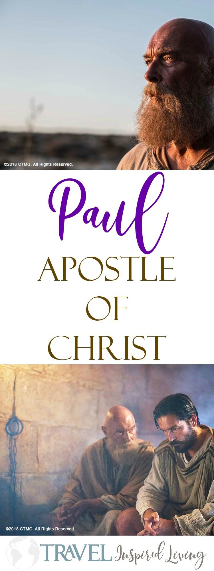 Paul, Apostle of Christ opens in theaters on March 23rd, 2018. (ad) #PaulMovie #FlyBy