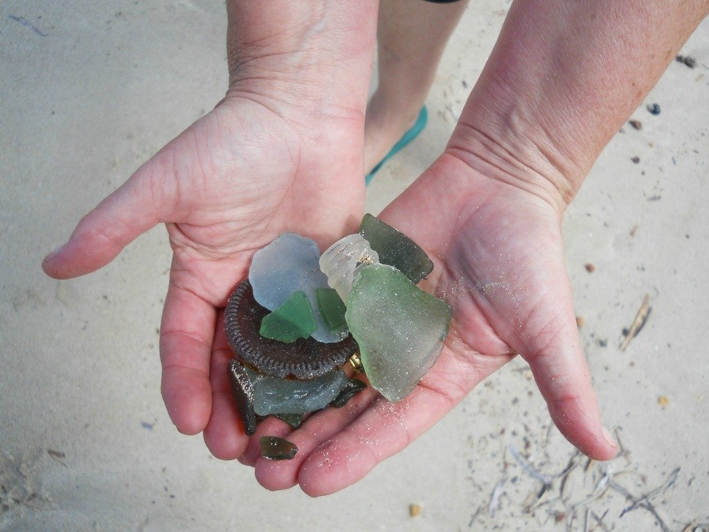 tips to help you find beach glass