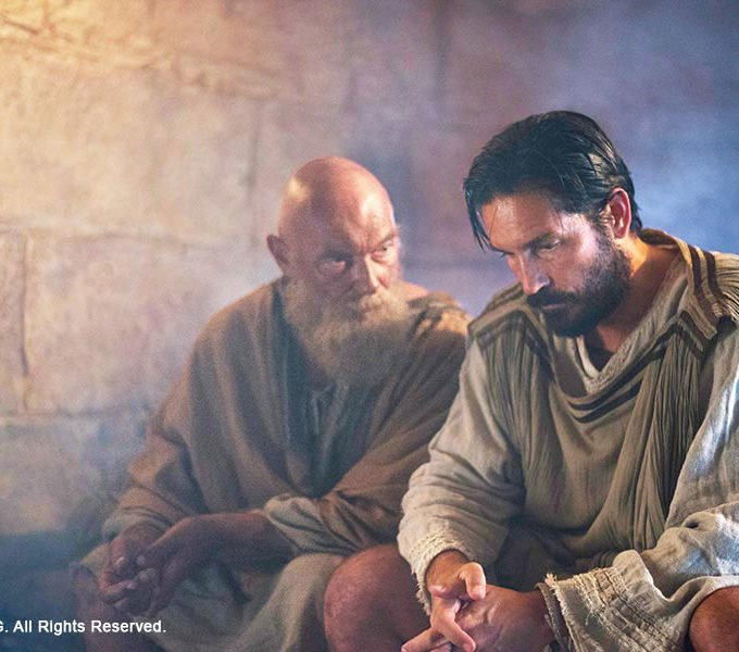 PAUL, APOSTLE OF CHRIST Movie to Open in Theaters this Friday